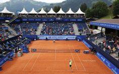 Gstaad Tennis Open - Internationales ATP 250 Tennis Turnier