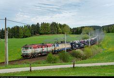 RailPictures.Net Photo: CD 749 187 1 Ceske Drahy CD 749 at Deutsch Hörschlag, Austria by Jaroslav Dvorak