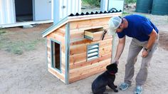 DIY Dog House for our new puppy - Quick and Easy How to - YouTube
