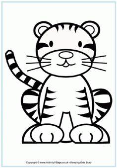 monkey coloring page - Free Large Images | Crafting | Pinterest ...