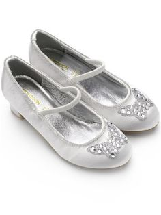 Flower girl shoes number 2