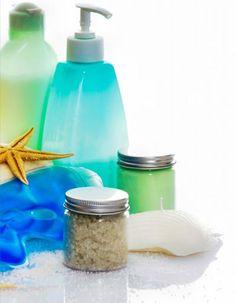 Duschgel Rezept: Kühlendes Duschgel   Duschgel selber machen