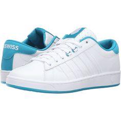 2236f2e813 K-Swiss Hoke CMF Ice (White Capri Breeze Ice Leather) Women s