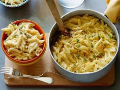 Quick Butternut Squash Mac and Cheese