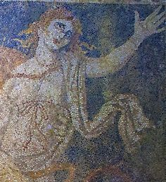 Amphipolis Mosaic Depicts Greek Myth Of The Abduction Of Persephone