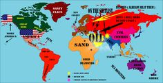 71 best funny maps images on pinterest ha ha funny maps and funny post with 29 votes and 65224 views american world map gumiabroncs Image collections