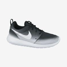 6f9c26cc9c6 NIKE ROSHE RUN OMBRE PRINT IN BLACK WHITE Roshe Shoes