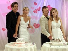 Noah and Haley, Kane and Kirsty - Home and Away Photo (3557809) - Fanpop