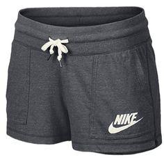designer fashion 22326 4d3ea Nike Gym Vintage Shorts - Women s Workout Shorts, Women s Shorts, Vintage  Sportswear, Vintage