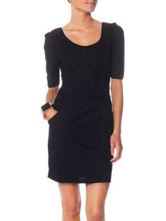 BB DELTA 2/4 SHORT DRESS