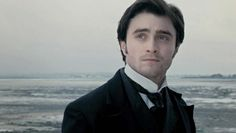 Daniel Radcliffe in the horror film The Woman in Black 2012