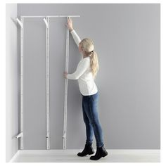 IKEA - ALGOT Suspension rail white