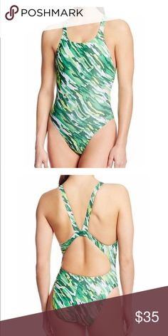 Speedo Endurance Lite Camo Swimsuit Condition:  Brand new with tags. Size: Sm/28. See 3rd pic for sizing. Materials: D51% Polyester PBT, 49% Polyester Price: Fair and reasonable offer immediately accepted. Shipping: Ships within 24 hours. Speedo Swim One Pieces