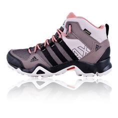 Adidas AX2 Mid GTX Women's Trail Walking Shoes - AW16