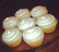 "mimosa cupcakes"" champagne cake with orange champagne buttercream"