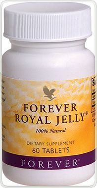 benefits attributed to royal jelly are that it aids in cell regeneration, improves skin texture and clarity and increases the body's resistance. It has also been shown to help reduce cholesterol. Royal jelly is high in protein, and is synthesised during the digestion of pollen.