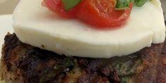 BrokeAss Gourmet - Caprese Turkey Burgers