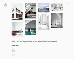 Premium Tumblr Theme #tumblr #theme #premium #web #portfolio #grid #ui