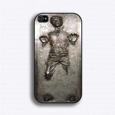 Han Solo Carbonite  iPhone 4 Case iPhone 4s Case by iCaseSeraSera, $15.50