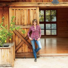 Actress Wendie Malick's Beach House - Coastal Living