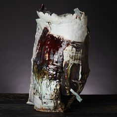 Wildly inventive and intensely expressive, The Answers Oracular is the work of British ceramics genius Gareth Mason.