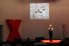 TEDxTransmedia ROME 2012 - Saku Tuominen - Speaker