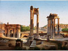 Roman micromosaic, 19th century.