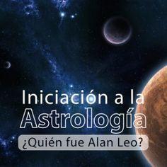 ¿Te gusta la #Astrología?  Descúbrela con Alan Leo