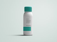 Free Medicine Bottle Mockup (29 MB) | graphicpear.com | #free #photoshop #mockup…