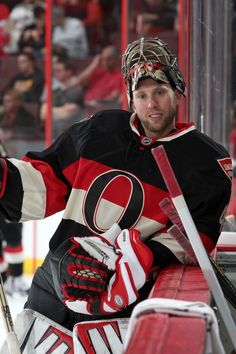 Yesterday's 3-1 win over the Islanders marked exactly two years since Craig Anderson made his Sens debut.