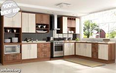 Kitchen Cabinets Laminate Home Ideas Kitchen Rack, Kitchen Sets, Kitchen Dining, Kitchen Decor, Modern Kitchen Cabinets, Kitchen Cabinet Design, Grey Kitchens, Country Kitchen, Kitchen Accessories
