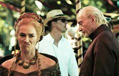 Cersei, Queen of the Bitch Face- Game of thrones