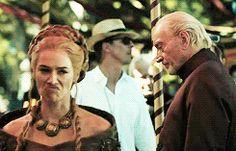Lena Headey // Game Of Thrones // Cersei Lannister Lol :)