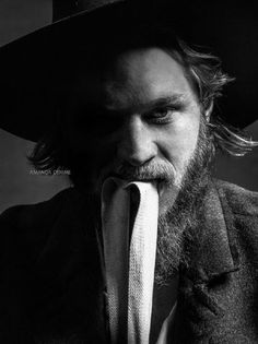 travis fimmel-perfect. I wish i was whatever that thing is! :)