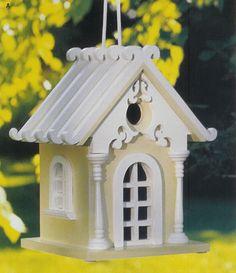 Fairy Bird House