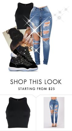 """Give You A Run For Ya Love~Janiyah Denise"" by her-niya on Polyvore featuring Onzie"