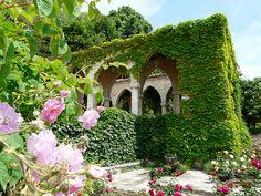 The botanical garden in Balchik, Black Sea Coast, Bulgaria (by babicka2).