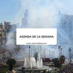 Agenda de Eventos de la Semana del 1 al 6 de marzo - http://www.valenciablog.com/agenda-de-eventos-de-la-semana-del-1-al-6-de-marzo/