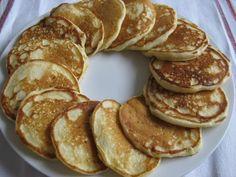 Easy Buttermilk Pancake Recipe