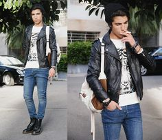 Show no resistance (by Ayoub Mani) http://lookbook.nu/look/4116844-Show-no-resistance