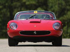 Ferrari 250 GT  Spider Fantuzzi  N.A.R.T. (1961)