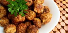 Beef and Vegetable Meatballs - Cooking for Busy Mums