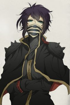 103 Best Anime Boys In A Mask Images On Pinterest Anime Guys