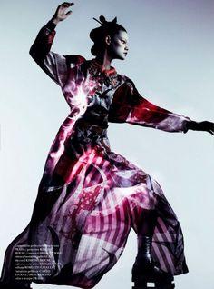 awesome Flair Magazine | Editorial Moda Primavera 2013 | Kelly Mittendorf