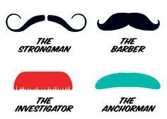 #TemporaryTattoos celebrate Movember in style!