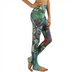 Loving these whimsical yoga pants - we're sure you'll love them too. They do fit on the loose sideso will give you lots of length.    These are new to our store - would be interested to hear if you like them!    https://zenyogahub.com/collections/yoga-pants/products/whimsical-yoga-pants