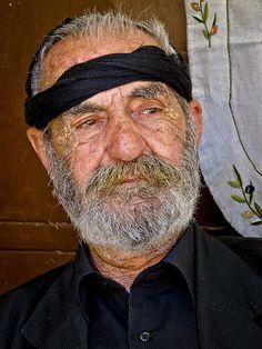 TRAVEL'IN GREECE | Old Man, #Zoniana, #Crete, #Greece, #travelingreece
