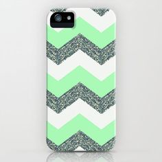 Green with Envy iPhone & iPod Case by Pink Berry Pattern on InStores