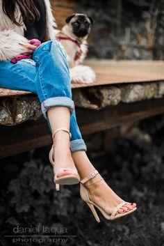 Bunte Lieblingsteile : von Jeans und Patches und Fake Fur