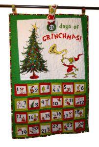 Grinch Christmas Advent Calendar Merry Grinchmas!